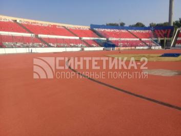 """Объект: """"стадион"""" Нижний Новгород, Синтетика-2 © 2017"""