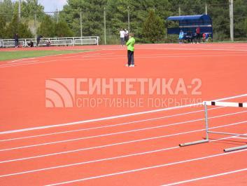 """Объект: """"ФГУП ЮГ-СПОРТ"""" г. Кисловодск, Синтетика-2 © 2012"""